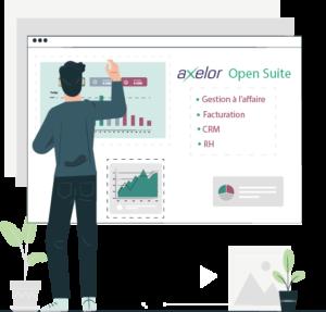 Axelor, l'ERP open source pour les PME